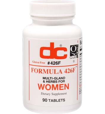 FORMULA 426F Multi-Gland & Herbs For WOMEN