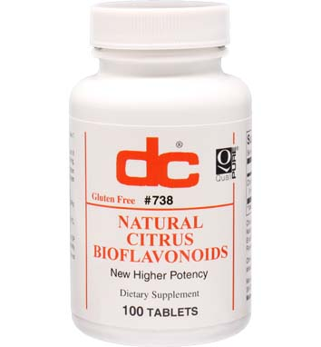 NATURAL CITRUS BIOFLAVONOIDS 1,000 MG