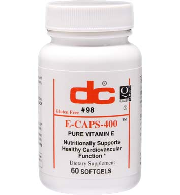 VITAMIN E Pure dl-alpha E-CAPS 400