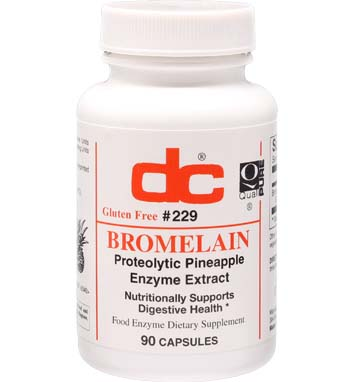 BROMELAIN Proteolytic Enzyme Pineapple Enzyme Extract FORMULA 229