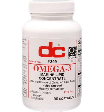 OMEGA-3 FISH OIL 2000 MG per Serving A Natural Source of Omega-3