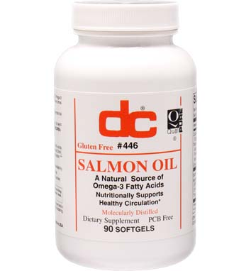 SALMON OIL A Natural Source of Omega-3 Fatty Acids