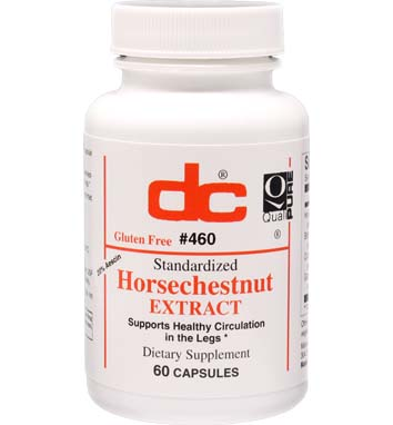 HORSECHESTNUT EXTRACT 250 MG 20% Aescin with Collinsonia & Gotu Kola