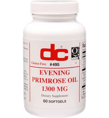 EVENING PRIMROSE OIL 1,300 MG