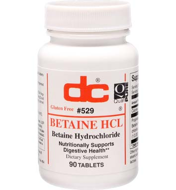 BETAINE HCL Betaine Hydrochloride