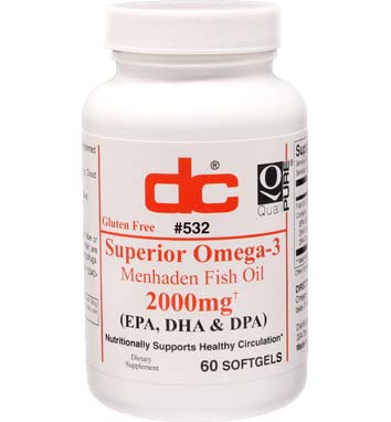 Superior Omega-3 with DPA