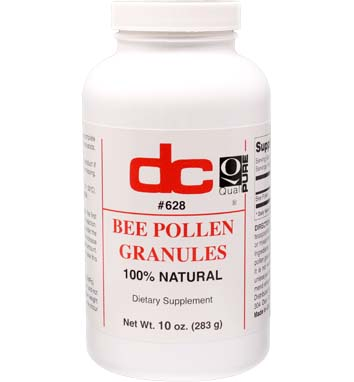 BEE POLLEN GRANULES 4,725 MG/Teaspoon