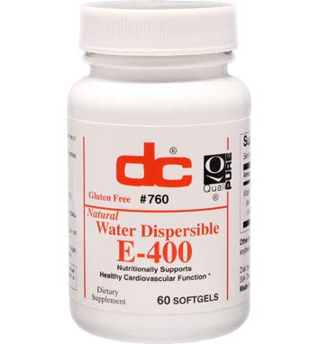 E-400 Natural Water Dispersible