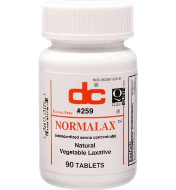 NORMALAX NATURAL VEGETABLE LAXATIVE