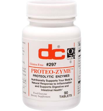 PROTEO-ZYME PROTEOLYTIC ENZYMES