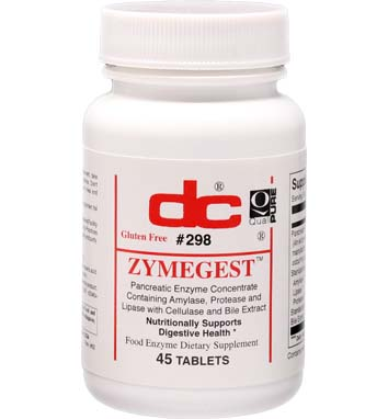 ZYMEGEST FOOD ENZYME